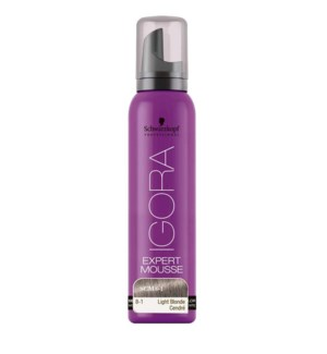 SC EXPERT MOUSSE 8-1 LIGHT BLONDE CENDRE