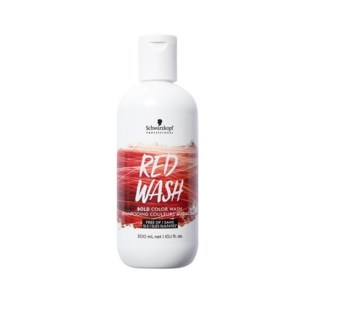 SC COLOR WASH RED 300ML