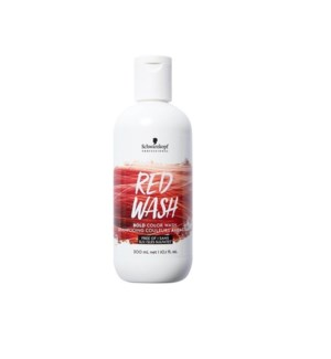 SC BOLD COLOR WASH RED