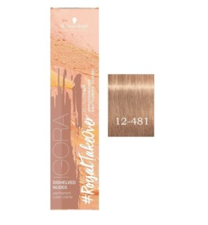 SC IR 12-481 SPECIAL BLONDE BEIGE RED CENDRE 60ML