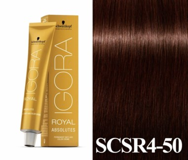 SC IR 4-50 ABSOLUTES MEDIUM BROWN GOLD NATURAL//NEW