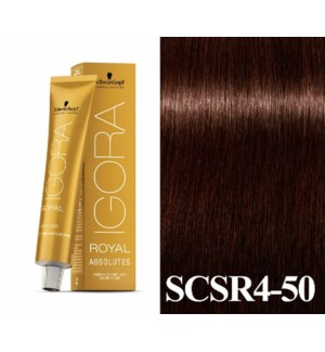 SC ABS 4-50 MEDIUM BROWN GOLD NATURAL