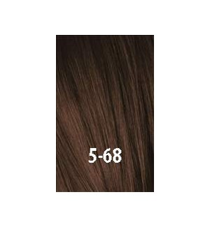 SC IR 5-68 LIGHT BROWN CHOCOLATE RED