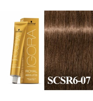 SC ABS 6-07 DARK BLONDE NATURAL COPPER