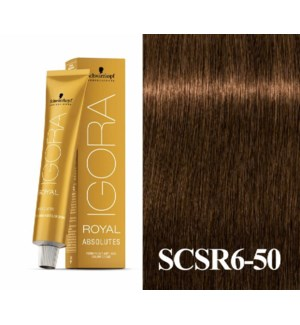 SC ABS 6-50 DARK BLONDE GOLD NATURAL