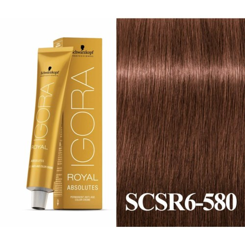 SC ABS 6-580 DARK BLONDE GOLD RED