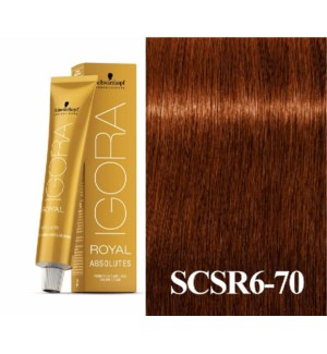 SC ABS 6-70 DARK BLONDE COPPER NATURAL