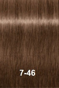 SC IR 7-46 NUDE MED BLONDE BEIGE CHOCOLATE