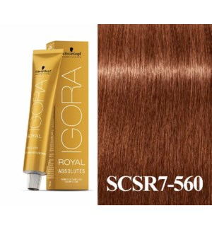 SC ABS 7-560 MEDIUM BLONDE GOLD CHOCOLATE
