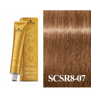 SC ABS 8-07 LIGHT BLONDE NATURAL COPPER