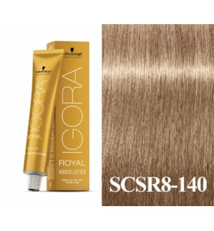 SC ABS 8-140 LIGHT BLONDE CENDRE BEIGE