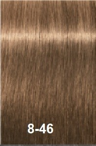 SC IR 8-46 NUDE LIGHT BLONDE BEIGE CHOCOLATE