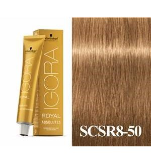 SC ABS 8-50 LIGHT BLONDE GOLD NATURAL