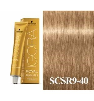 SC ABS 9-40 EXTRA LIGHT BLONDE BIEGE NATURAL