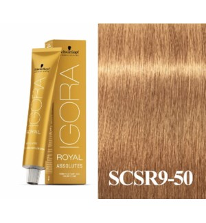 SC ABS 9-50 EXTRA LIGHT BLONDE GOLD NATURAL