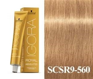 SC IR 9-560 ABSOLUTES EXTRA LIGHT BLONDE GOLD CHOCOLATE/NEW