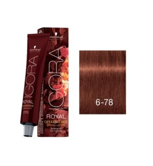 DISC// SC OP 6-78 DARK BLONDE COPPER RED (FIERY COPPER)