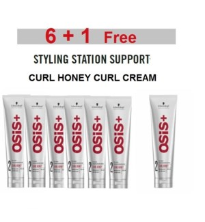 SC OSIS  6 + 1 CURL HONEY CURL CREAM 150ML