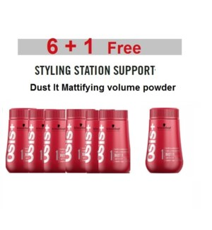 SC OSIS  6 + 1 DUST IT MATTIFYING POWDER 50ML