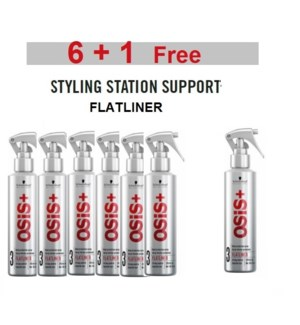 SC OSIS  6 + 1 FLATLINER IRON SERUM 200ML