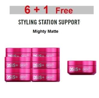 SC OSIS  6 + 1 MIGHTY MATTE ULTRA STRONG MATTE CREAM 85ML