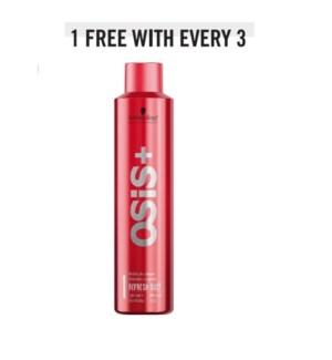 SC OSIS  3 + 1 REFRESH DUST 300ML SO'19