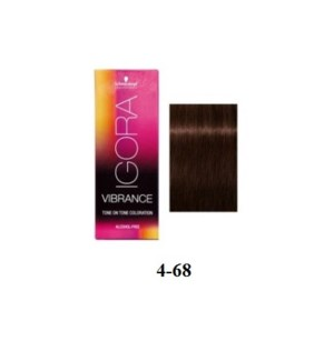 SC VIB 4-68 MEDIUM BROWN CHOCOLATE RED