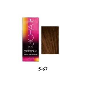 SC VIB 5-67 LIGHT BROWN CHOCOLATE COPPER 60ML