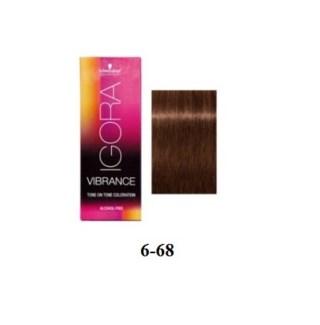 SC VIB 6-68 DARK BLONDE CHOCOLATE RED 60ML