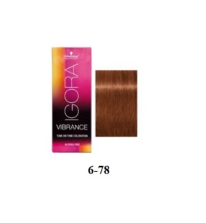 SC VIB 6-78 DARK BLONDE COPPER RED
