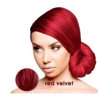 SPARKS RED VELVET HAIR COLOR