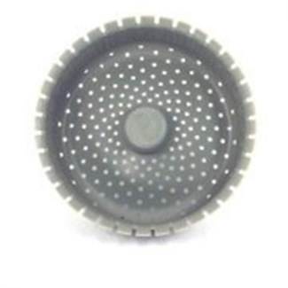 BELVEDERE HAIR STRAINER CUP ASSEMBLY