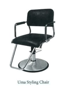 (17) BELVEDERE UMA STYLING CHAIR
