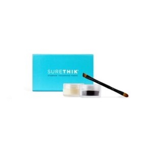 SURETHIK EYEBROW FIBRE SET-LIGHT BROWN