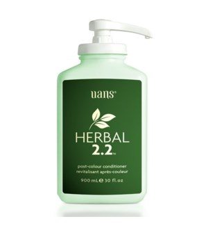 UANS HERBAL 2.2 POST-COLOR CONDITIONER 1L