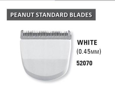 WAHL PEANUT STANDARD BLADE WHITE