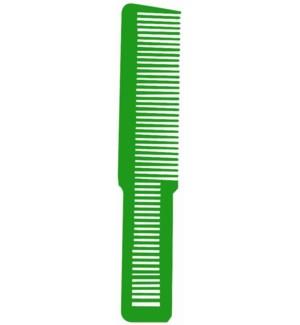 WAHL LARGE CLIPPER CUT COMB (GREEN)