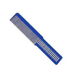 WAHL COLORED CLIPPER COMB - ROYAL BLUE