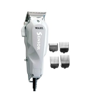 WAHL SENIOR CLIPPER W/ FOUR GUIDES