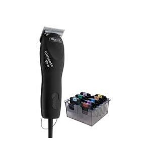 WAHL ULTIMATE PRO CLIPPER W/ GUIDE KIT