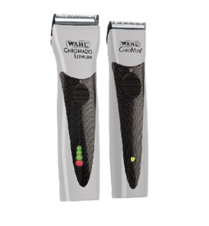 WAHL LITHIUM CHROMADO/CHROMINI+ COMBO-SILVER (LE)