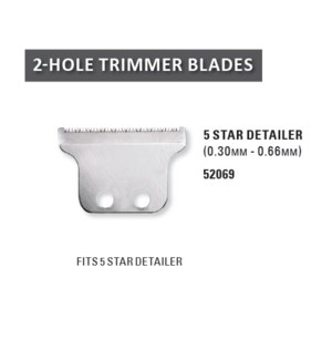 WAHL 5-STAR T-WIDE TRIMMER BLADE