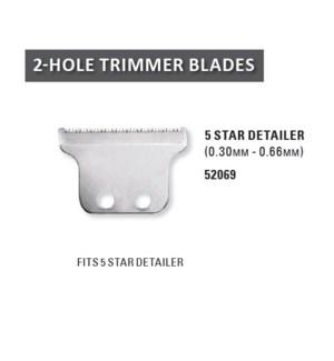 WAHL 5-STAR T-WIDE TRIMMER BLADE
