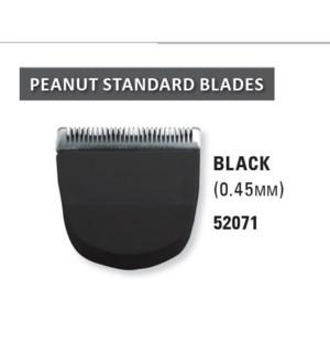 WAHL BLACK PEANUT STANDARD BLADE