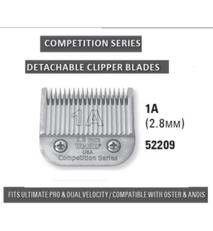 WAHL COMPETITION BLADE SIZE 1A