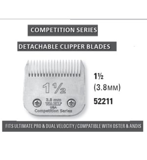WAHL COMPETITION BLADE SIZE 1 1/2