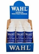 WAHL CLIPPER OIL 12/PACK