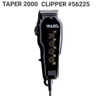 WAHL TAPER 2000 - BLACK