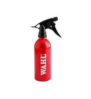 WAHL WATER SPRAY BOTTLE RED WITH LOGO