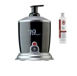 WAHL HOT LATHER MACHINE W/ LIQUID LATHER